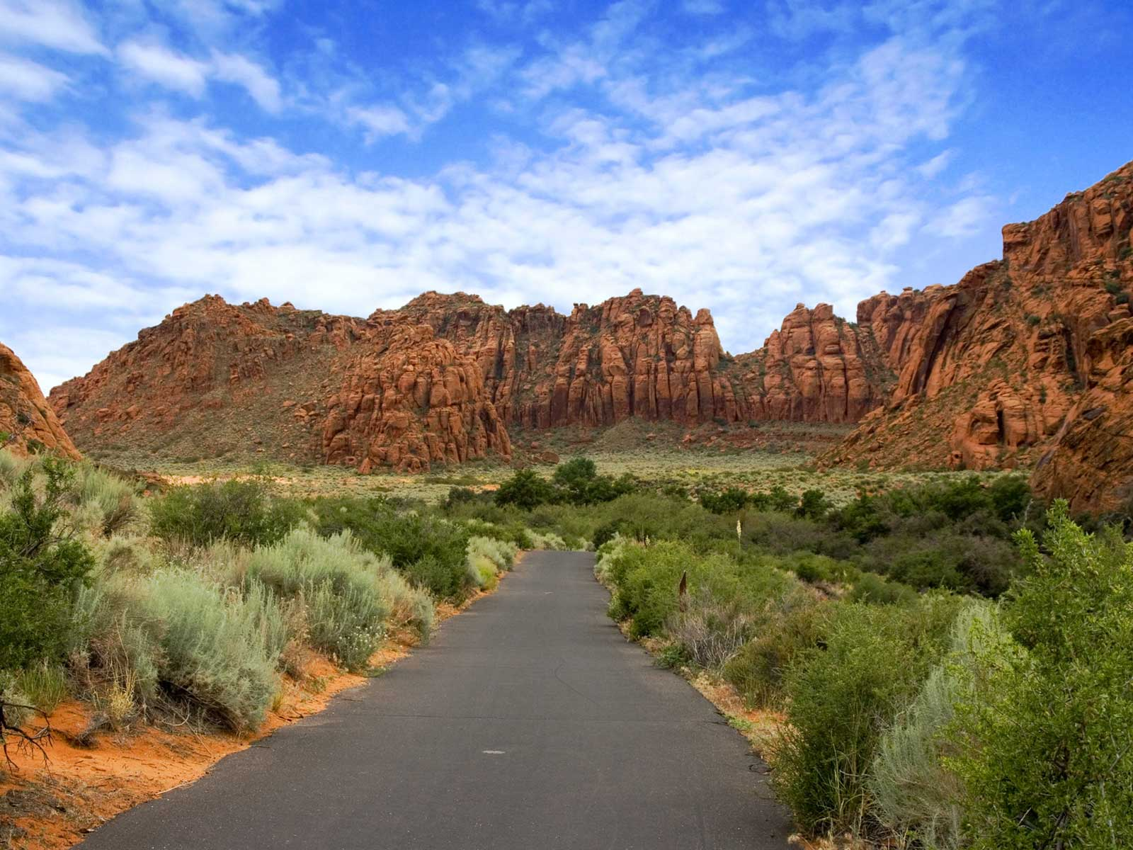 Home Slideshow Snow Canyon