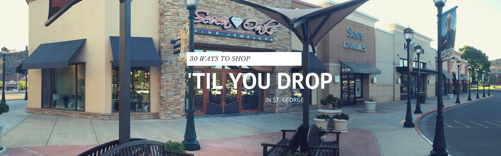 30 Ways To Shop Til You Drop In St. George - Red Cliffs Mall