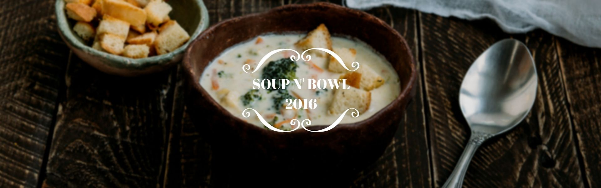 After the Super Bowl... There is Soup N' Bowl