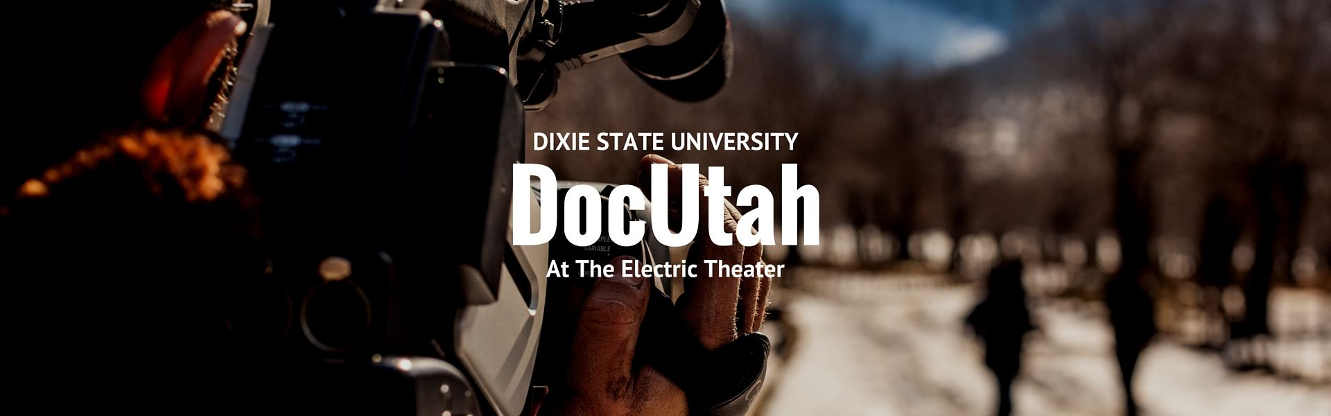DocUtah at the Electric Theater