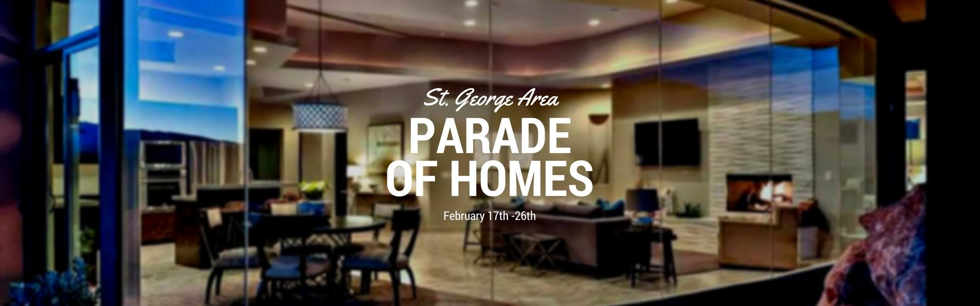 28 Reasons to Attend the St. George Area Parade of Homes