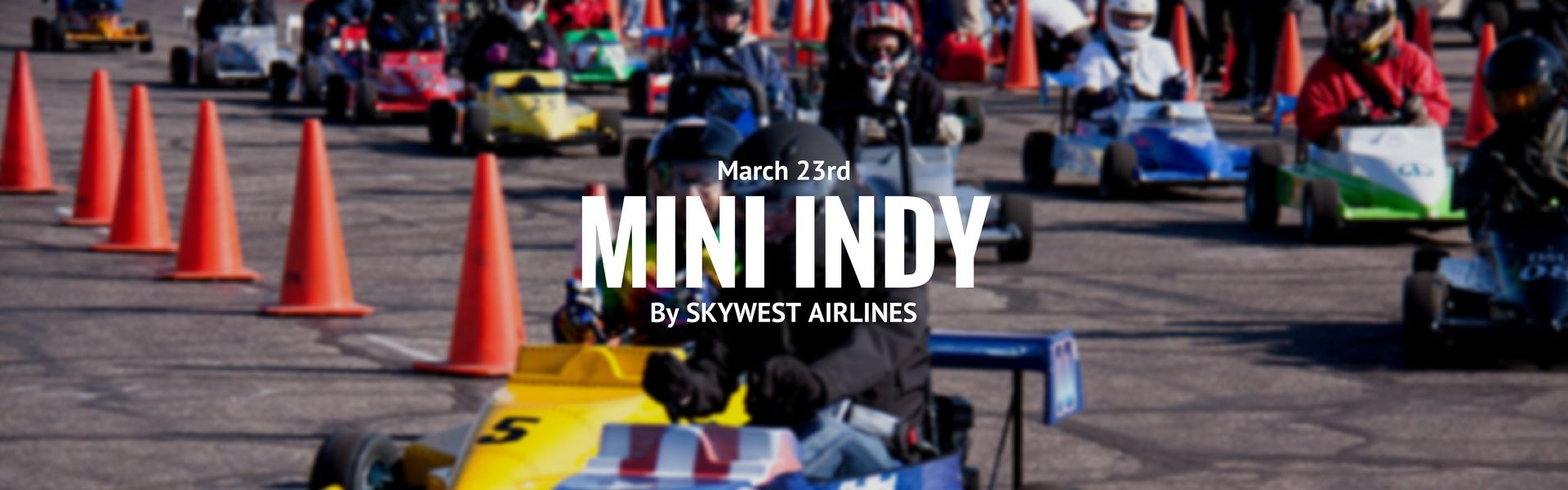 Ready, Set, Go! to the Mini-Indy