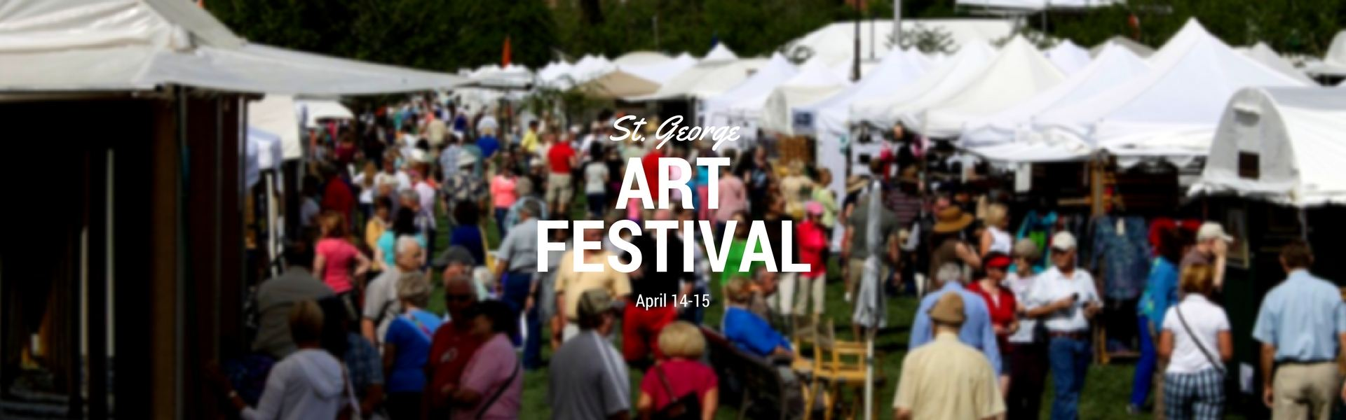 Nothing Says Springtime Like The St. George Art Festival