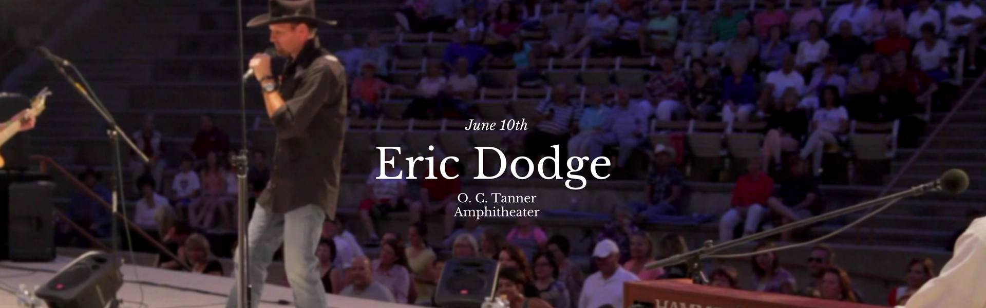 Eric Dodge Takes the Tanner