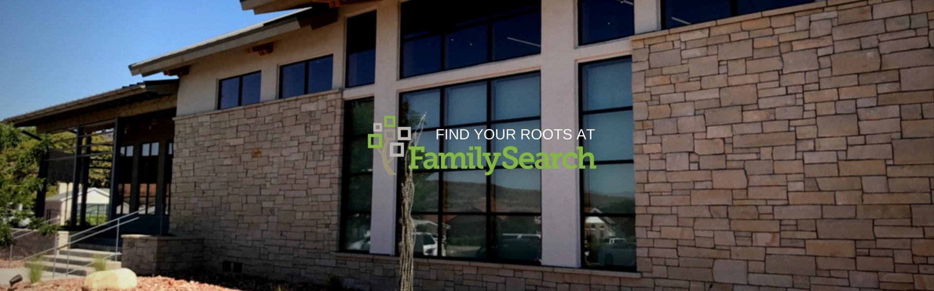 Find Your Roots at the Family Search Discovery Center