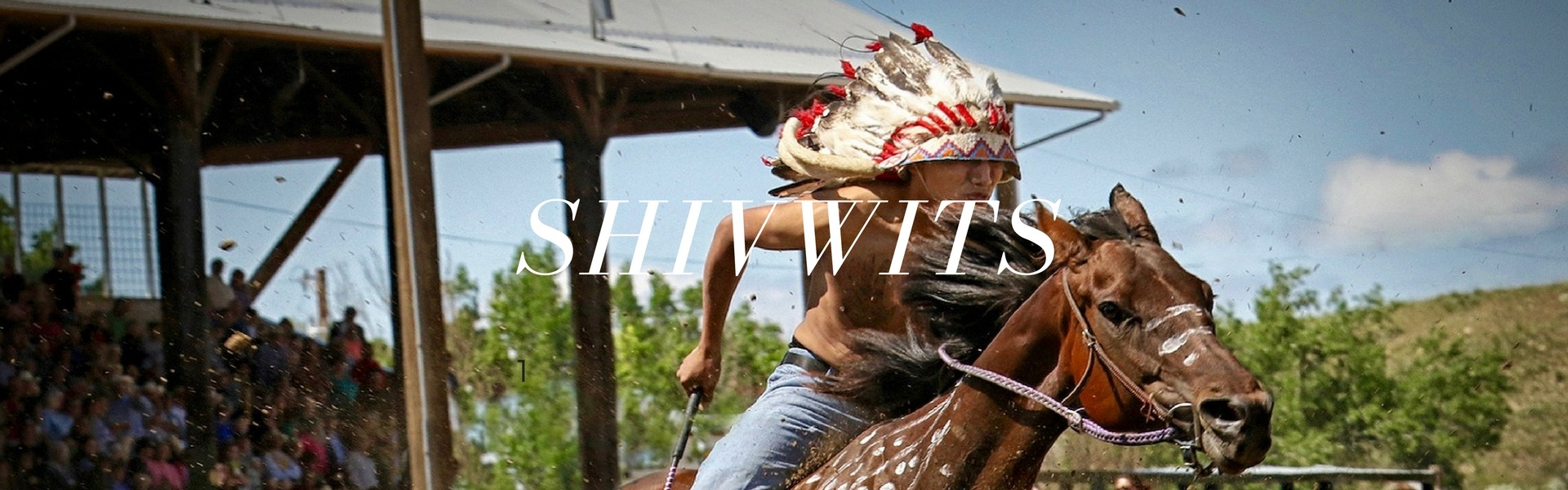 shivwit horse rider