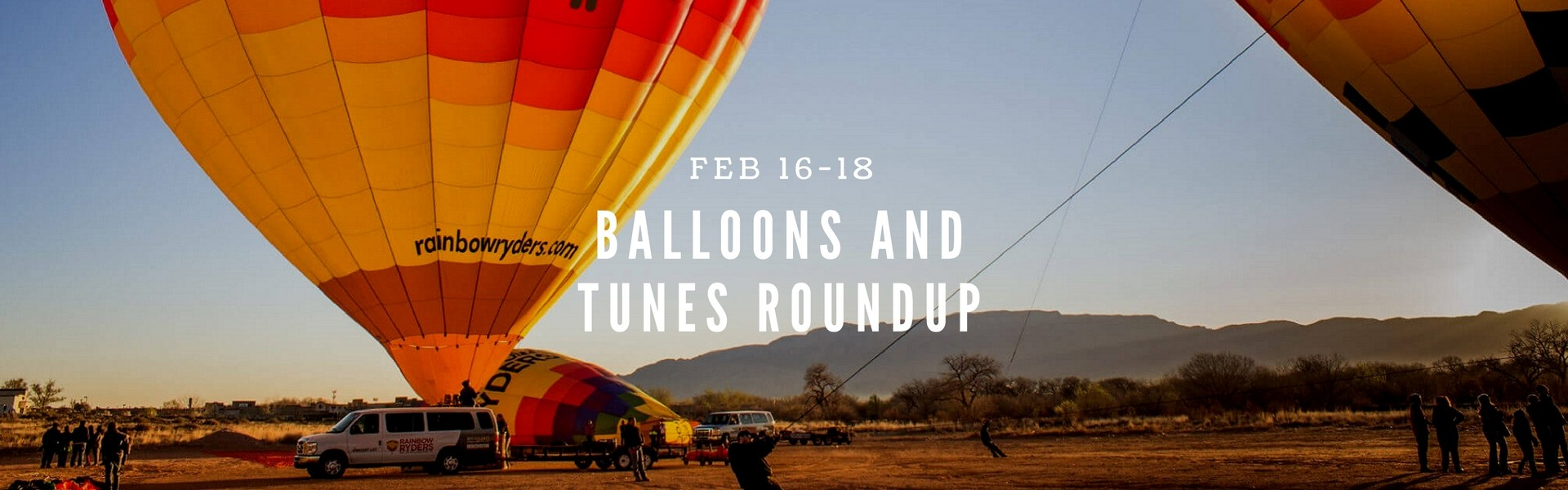 Balloons and Tunes Roundup is Small Town Family Fun