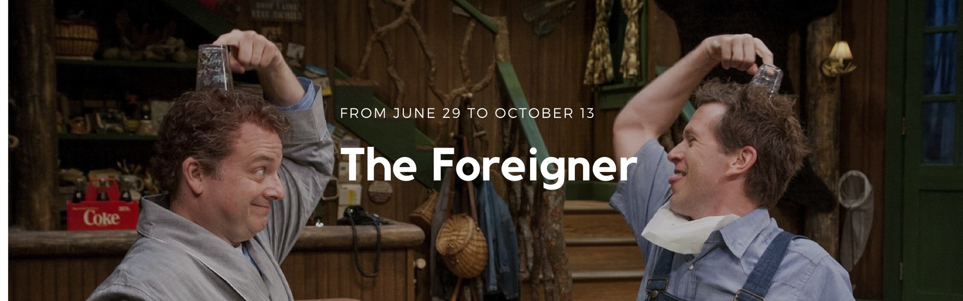 The Foreigner at Shakespeare