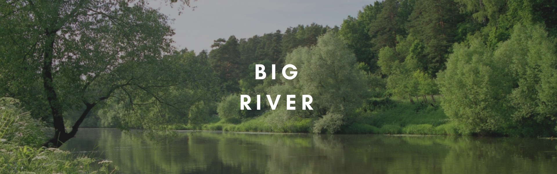 Big River at Shakespeare