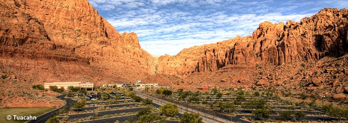 Tuacahn Canyon